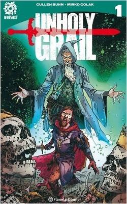 Unholy Grail nº 01