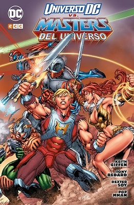 Universo DC vs. Masters del Universo