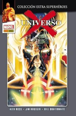 Universo X Coleccion Extra Superheroes