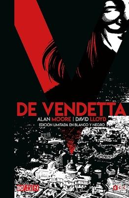 V de Vendetta - Edición limitada en b/n