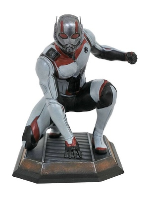 Vengadores: Endgame Diorama Marvel Movie Gallery Quantum Realm Ant-Man 23 cm