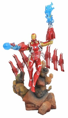 Vengadores Infinity War Estatua Iron Man MK50 Marvel Gallery