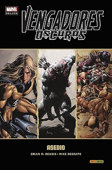 Vengadores Oscuros nº 3 (Marvel Deluxe)