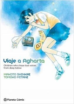 Viaje a Agharta (Lost Voices 3-en-1)