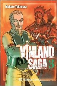 Vinland Saga nº 3