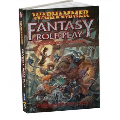 Warhammer: Fantasy Roleplay (castellano)