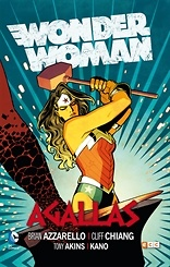 Wonder Woman Agallas