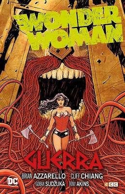 Wonder Woman Guerra