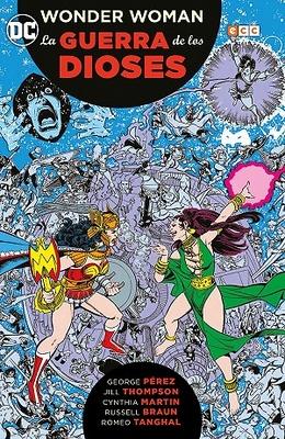 Wonder Woman La guerra de los dioses