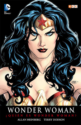 Wonder Woman ¿Quién es Wonder Woman?