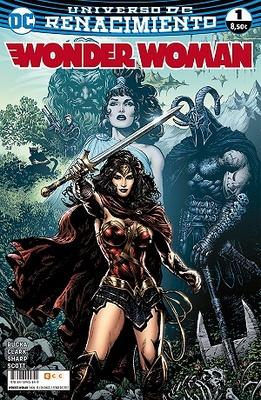 Wonder Woman núm. 15 / nº 1 (Renacimiento)