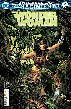 Wonder Woman núm. 16 / 2 (Renacimiento)