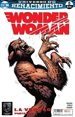 Wonder Woman núm. 19/ 5 (Renacimiento)