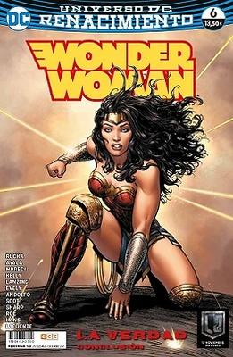 Wonder Woman núm. 20/ 6 (Renacimiento)