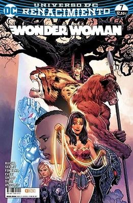 Wonder Woman núm. 21/ 7 (Renacimiento)
