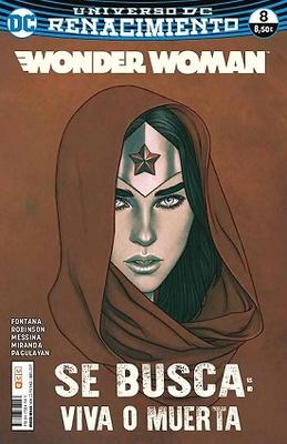 Wonder Woman núm. 22/ 8 (Renacimiento)