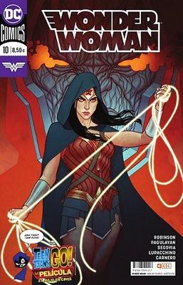 Wonder Woman núm. 24/ 10