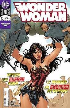 Wonder Woman núm. 29/ 15