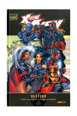 X-Treme X-Men nº1: Destino