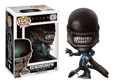 XENOMORPH (ALIEN) FIGURA 10 CM VINYL POP MOVIES ALIEN COVENANT