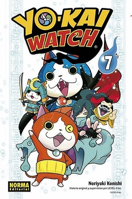YO-KAI WATCH 7