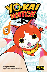 YO-KAI WATCH Nº 5