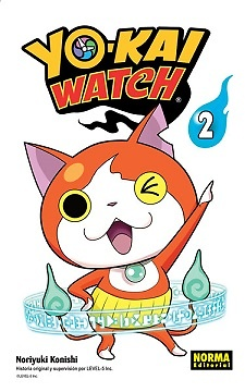 YO-KAI WATCH  nº 2