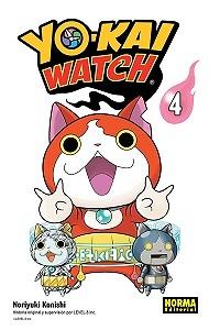 YO-KAI WATCH nº 4
