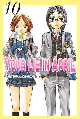 Your Lie in April nº 10