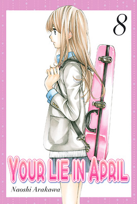 Your Lie in April nº 8
