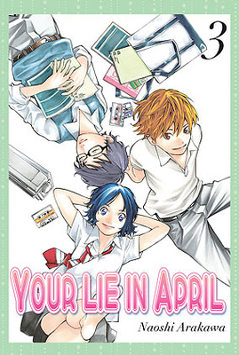 Your lie in april nº 3
