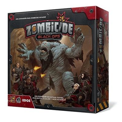 Zombicide Invader: Black Ops