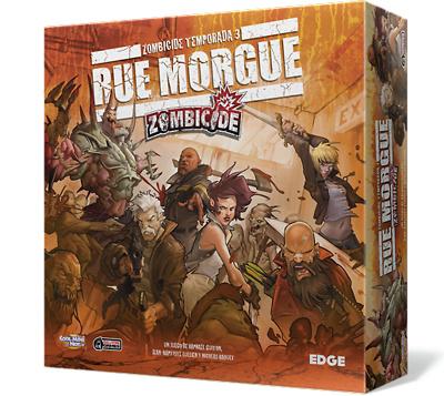 Zombicide Temporada 3 Rue Morgue