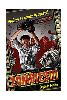 Zombies!!! Juego básico  Tercera Edición