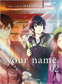 your name. nº 02/03 (manga)